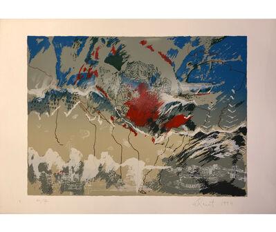 Elda Cerrato, 'Serie encuentros y dispersiones IV', 1994