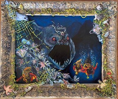 Jessica Hargreaves, 'Deep Sea Divers', 2019