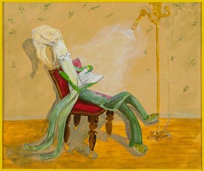 Sandra Meigs, 'Monsieur Zola', 2018