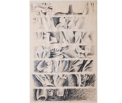 Susana Rodríguez, 'Escritura', 1978
