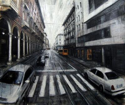 """Valerio D'Ospina, '""""Via Pietro Micca""""', 2010"""