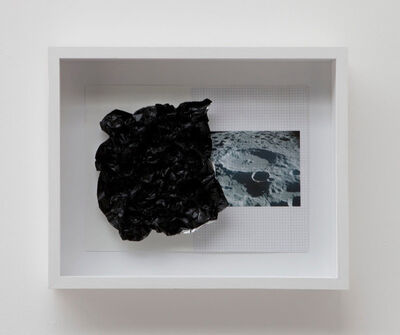 Michael Sailstorfer, 'Dark side of the moon (10)', 2012