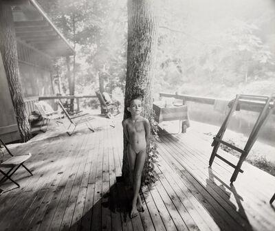 Sally Mann, 'Jessie at Age 6', 1988
