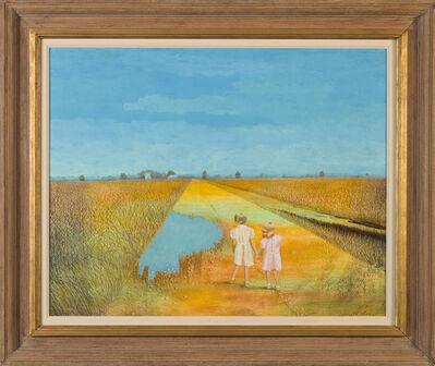 Carroll Cloar, 'Piece of Fallen Sky ', 1958