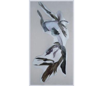Mauro Guzmán, 'Gallos, espejos y dragones', 2013
