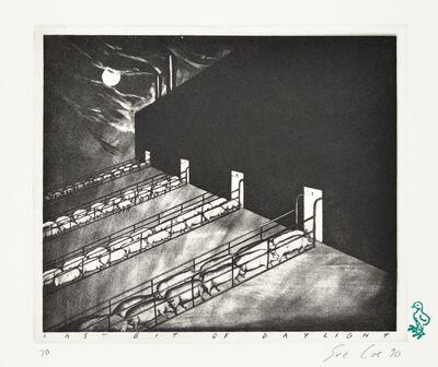 Sue Coe, 'Last Bit of Daylight', 1990