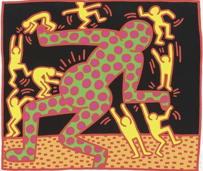 Keith Haring, 'Fertility #3', 1983