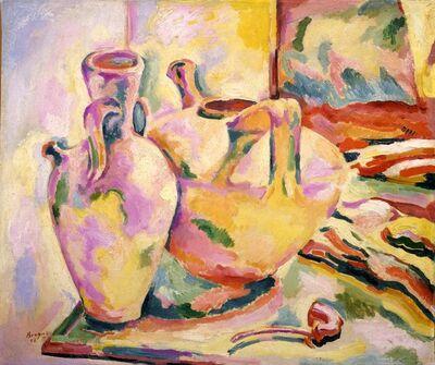 Georges Braque, 'Nature morte aux pichets', 1906