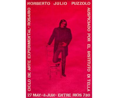 Norberto Puzzolo, 'Norberto Puzzolo', 1968