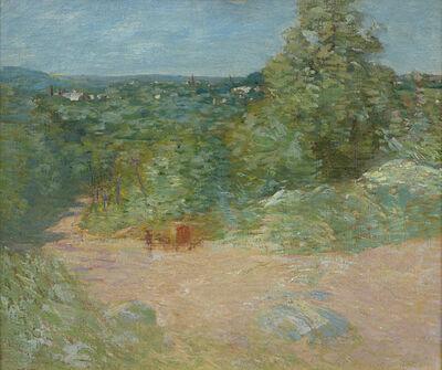 Julian Alden Weir, 'View of Willimantic, Connecticut', ca. 1910