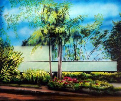 Eamon O'Kane, 'Soriano House with Palm Trees', 2019