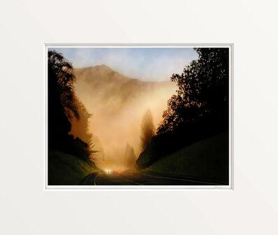 Bruce Evans, 'Foggy Pass', 2014