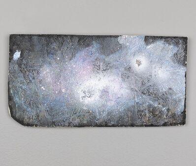 Bernardo Montoya, 'Supercumúlos de galaxias QTR 425, Santa Hildegard von Bingen visión, Instituto Arte y Maravillas', 2018