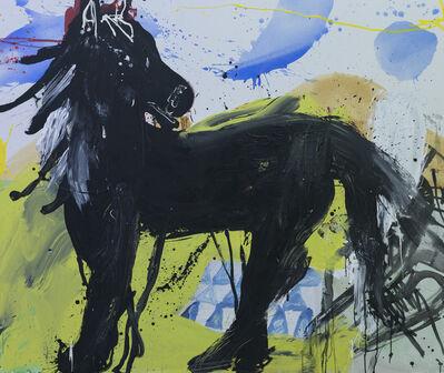 Cristina de Miguel, 'NEFERTITI'S HORSE', 2019