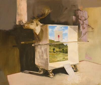 Mozes Incze, 'Trophy', 2016