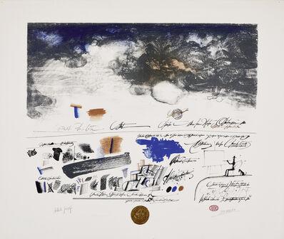 Saul Steinberg, 'Certified Landscape', ca. 1968