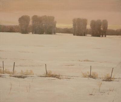 Andrzej Skorut, 'Winter Sunset', 2016