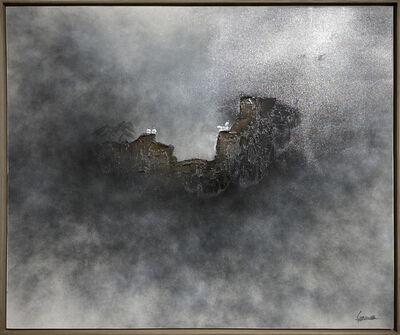 Sanzi, 'Over The Cloud 观云', 2011