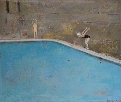 Sopho Chkhikvadze, 'Grey Swimming Pool'