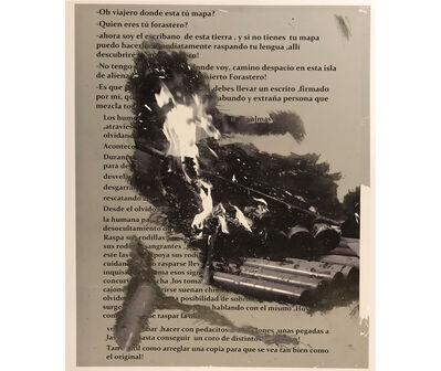 Fernando Coco Bedoya, 'La raspadita del becerro de Oro', 2017