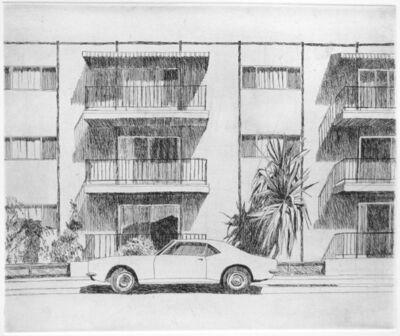 Robert Bechtle, 'Alameda Camaro', 1967