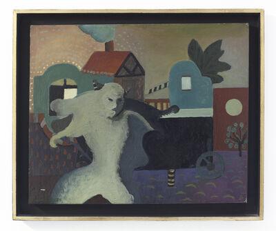 Emilia Gutiérrez, 'El paseo del Diablo', 1974