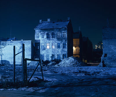 Gábor Arion Kudász, 'Apartment house, Nagy Tempolom street (Camp series)', 2008