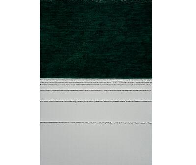 Eduardo Santiere, 'Horizonte verde', 2017