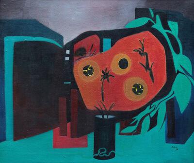 Zubeida Agha, 'Urban Landscape', 1982