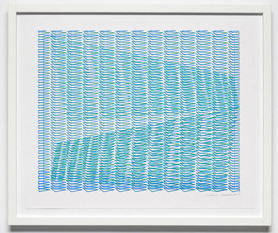 Palma Blank, 'PineRows', 2019