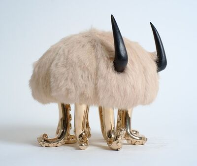 The Haas Brothers, 'Unique Sheddy Slimane Mini Beast', 2015