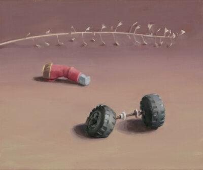 Carol Ivey, 'Wreckage', 2010