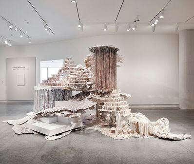 Diana Al-Hadid, 'Trace of a Fictional Third', 2011