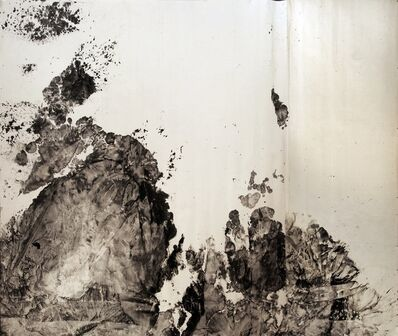 Bingyi 冰逸, 'A Rock Turning into a Butterfly'
