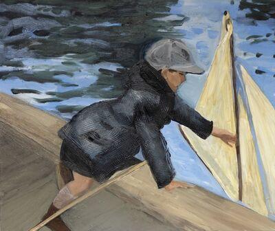 Claudia Baez, 'Brassaï – His First Boat, 1929-30', 2019