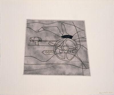 Ben Nicholson, 'Tessrete', 1966