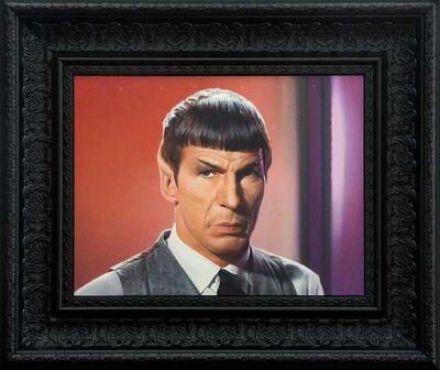 Cömert Doğru, 'Spock!', 2019