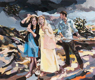 Oliver Watts, 'Eryn Jean and Mrs Cibber as Cordelia', 2015
