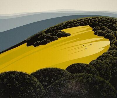 Eyvind Earle, 'Valley', 1974