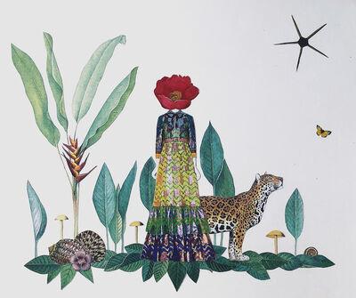 Simon Vargas, 'Panthera pardus', 2019