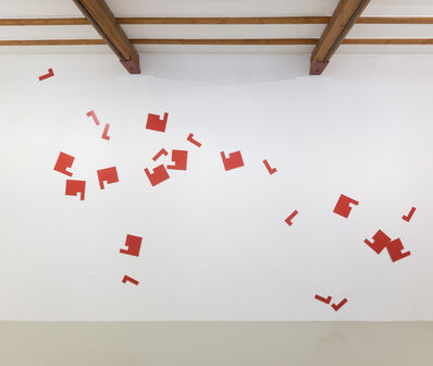 Diet Sayler, 'moulin rouge, zufallsstreuung', 1995-2017
