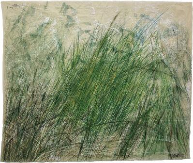 Wang Gongyi, 'Leaves of Grass No.4 - Side B', 2019