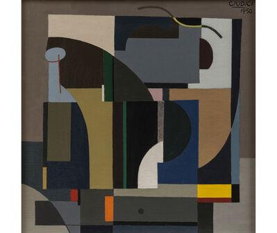 Abdulio Giudici, 'Geometría II', 1950