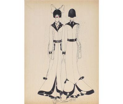 Delia Cancela, 'Twins', 1969