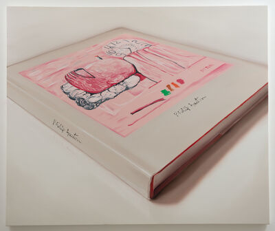 Robert Russell, 'Philip Guston Catalogue', 2019