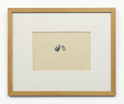 Marinus Boezem, 'Epreuve d'artiste', 1971