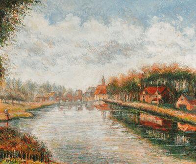 Hugues Claude Pissarro, 'Aquitaine', 20th century