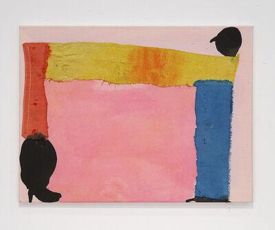 Miles Debas, 'Simple Man Reflects', 2018