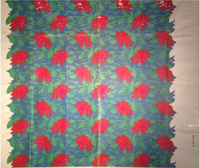 Delia Cancela, 'Diseño Bon à tirer', 1988