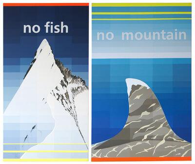 Patrick Pfau, 'no fish - no montain', 2012